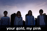 your gold, my pink