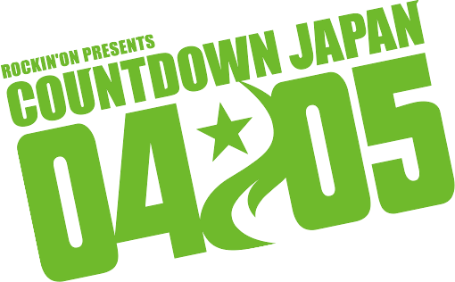 rockin'on presents COUNTDOWN JAPAN 0405