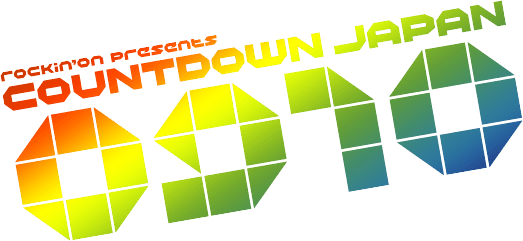 rockin'on presents COUNTDOWN JAPAN 0910