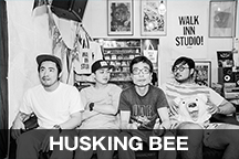 HUSKING BEE